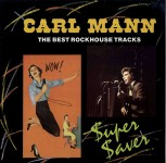 LP - Carl Mann - Best Rockhouse Tracks