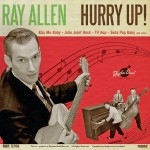 CD - Ray Allen - Hurry Up!
