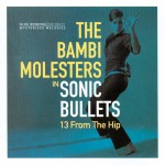 CD - Bambi Molesters - Sonic Bullets -13 From The Hip
