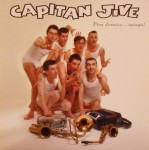 CD - Capitan Jive - Non Dormire - Swinga
