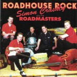 CD - Simon Crashly - Roadhouse Rock