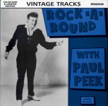 LP - Paul Peek - Rock-a-round