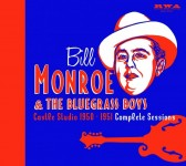 CD-5 - Bill Monroe - Castle Studio 1950 - 1951 - Complete Sessions