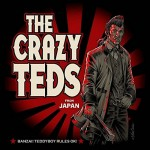 CD - Crazy Teds - Banzai! Teddyboy Rules OK!