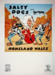 Poster - Salty Dogs & Rose Maddox - Homeland Waltz