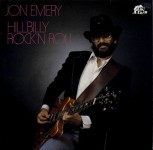 LP - Jon Emery - Hillbilly Rock'n'Roll