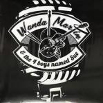 CD-EP - Wanda Martin And The Four Boys Named Sue