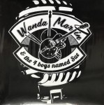 CD-EP - Wanda Martin And The Four Boys Named Sue