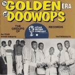 CD - VA - Golden Era Of Doo Wops - Atlas Records