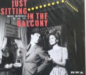 CD - VA - Just Sitting In The Balcony - Movie Memories Of The '50s
