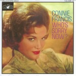 CD - Connie Francis - Who's Sorry Now - Collectors Gold Vol. 28