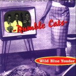 CD - Rumble Cats - Wild Blue Yonder