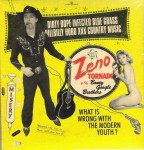 CD - Zeno Tornado & The Boney Google Brothers - Dirty Dope Infected Blue Grass Hillbilly Hobo XXX Country Mus