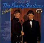 LP - Everly Brothers - 20 Greatest Hits