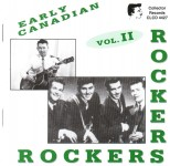 CD - VA - Early Canadian Rockers Vol. 2