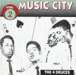 CD - VA - Music City Vol. 2 - The 4 Deuces