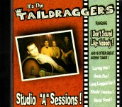 CD - Taildraggers - I Don't Sound Like Nobody -...