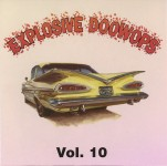 CD - VA - Explosive Doowop Vol. 10