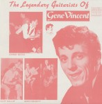 LP - Gene Vincent - The Legendary Guitarists Of