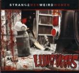 CD - Luna Vegas - Strange Men & Weird Women