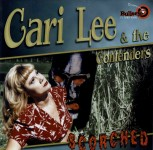 LP - Cari Lee & The Contenders - Scorched
