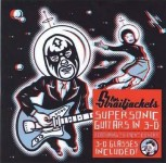 CD - Los Straitjackets - Supersonic Guitars