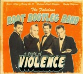 CD - Root Bootleg Band - A Taste Of Violence