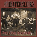 CD - Cheaterslicks - Rock'n'Roll Graveyard