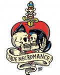 Sticker - Vince Ray - True Necromance