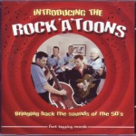 CD - Rock'A'Toons - Introducing The Rock 'A' Toons