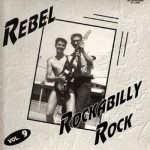 LP - VA - Rebel Rockabilly Vol. 9