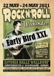 Early Bird Walldorf R'n'R Weekender XXL-Ticket 2021