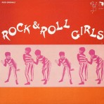 LP - VA - Rock and Roll Girls