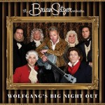 CD - Brian Setzer Orchestra - Wolfgangs Big Night Out