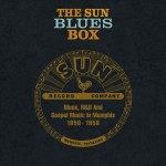 CD-10-Box - VA - The Sun Blues Box - Blues, R&B And Gospel Music in Memphis 1950 - 1958