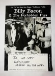 Poster - Billy Bacon & The Forbidden Pigs