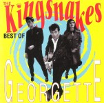 CD - Kingsnakes - Best Of Georgette