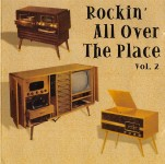 CD - VA - Rockin All Over The Place Vol. 2
