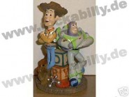 Wackelfigur - Buzz Lightyear & Woody Double
