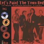 LP - VA - Let's Paint The Town Red Vol. 1