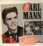 LP-2 - Carl Mann - The Rocking Mann
