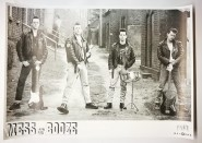Poster - Mess Of Booze 1995