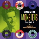 LP - VA - Mad Mike Monsters Vol. 1 (Gatefold!)