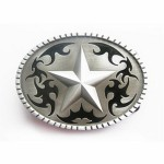 Gürtelschnalle - Lone Star Texas