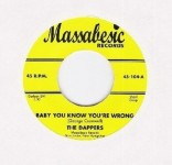Single - Dappers - Baby You Know You're Wrong,. Wonderful Mother