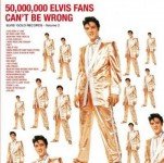 LP - Elvis Presley - 50.000.000 Elvis Fans Can't Be Wrong