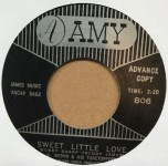 Single - Al Brown - Take Me Back / Sweet Little Love