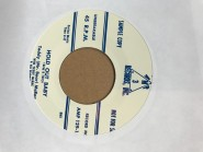 Single - Teddy Mcrae (Mr. Bear) - Hold Out Baby , Hi Fi Baby