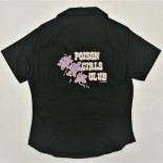 King Kerosin Girl Workshirt - Poison Girls Club