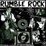 LP - VA - Rumble Rock Vol. 1